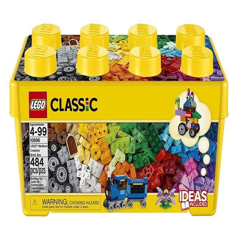 LEGO LADRILLOS CREATIVOS