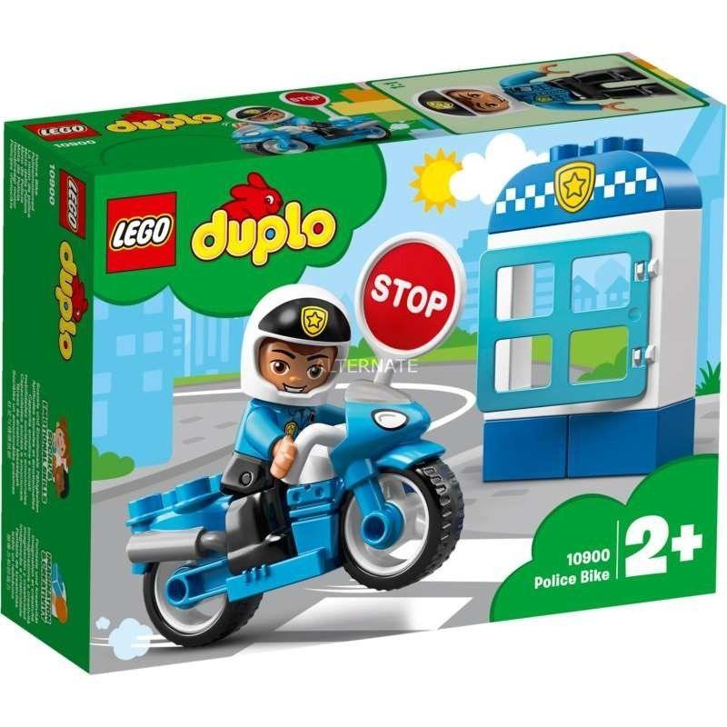 LEGO MOTO DE POLICIA