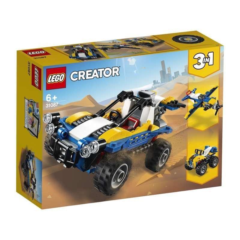 LEGO BUGGY DE LAS ARENAS.