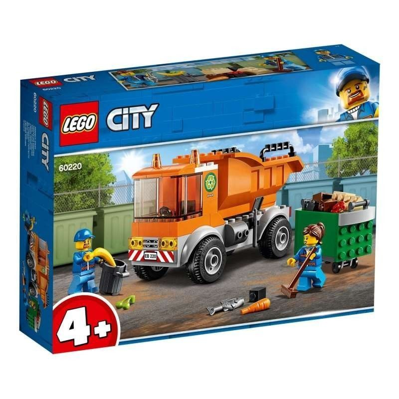 LEGO CAMION DE LA BASURA