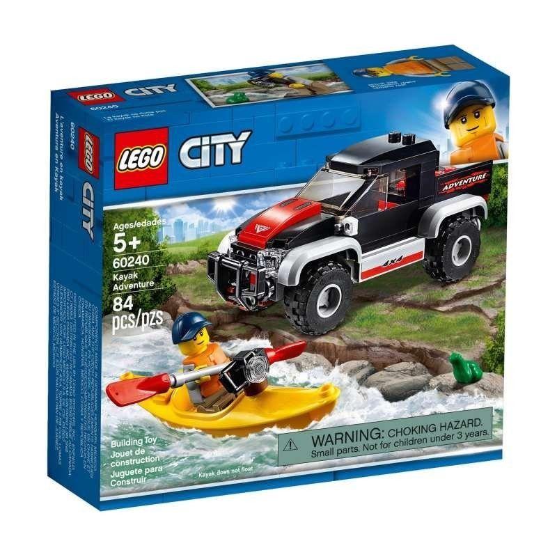 LEGO AVENTURA EN KAYAK