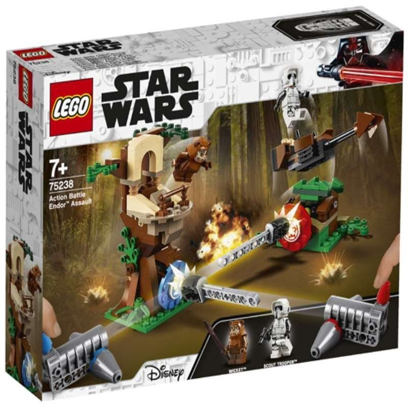 LEGO ASALTO A ENDOR