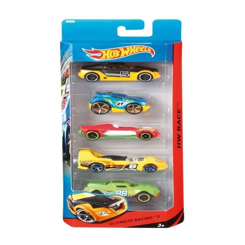 HOT WHEELS PACK DE 5...
