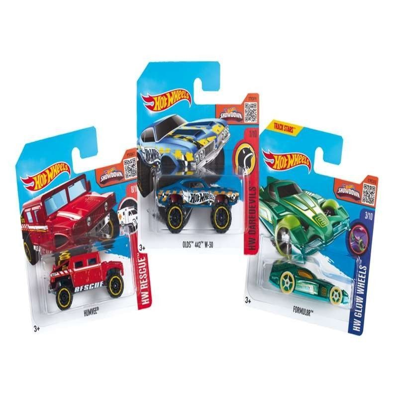 HOT WHEELS COCHES DE...