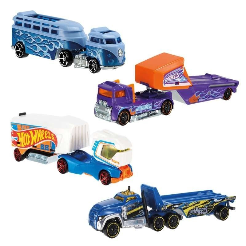 CAMIONES  HOT  WHEELS