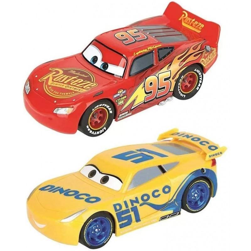 DISNEY PIXAR CARS (RAYO+CRUZ)