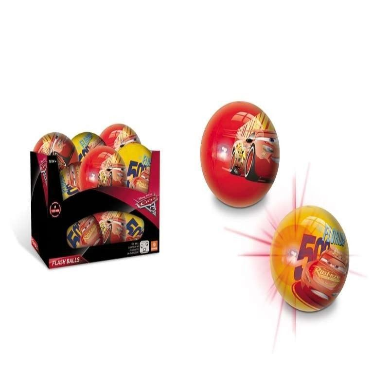 PALLINA  FLASH  BALL  CARS...