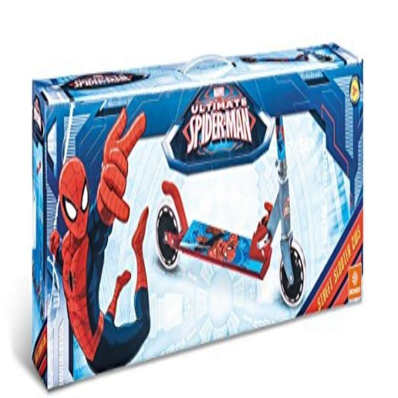 PATINETE  SPIDERMAN  ALUMINIO