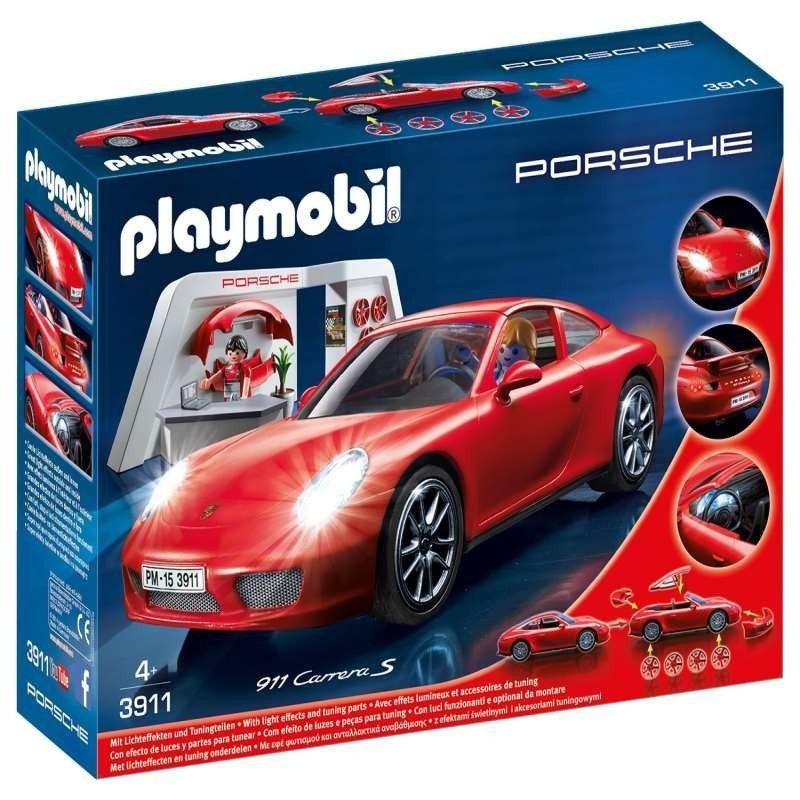 PORSCHE  911  CARRERAS  S