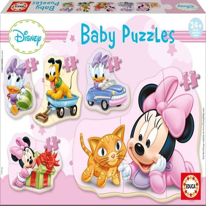 BABY  PUZZLES  MINNIE