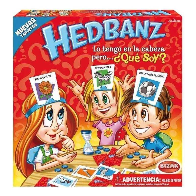 HED  BANZ A- ADIVINA  QUE...