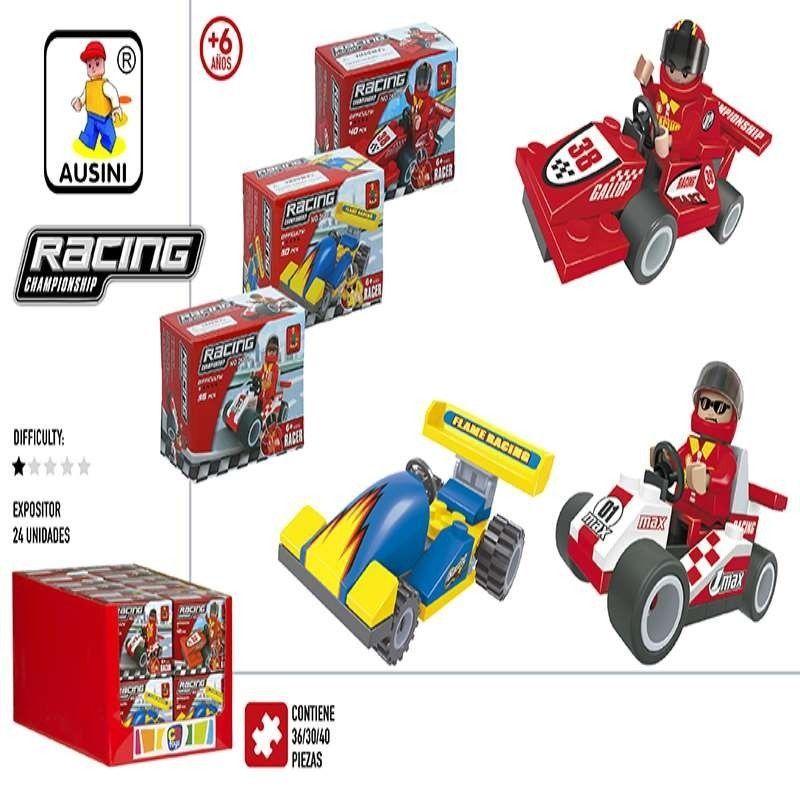 JUEGO  CONS + 6A - RACING  3/S