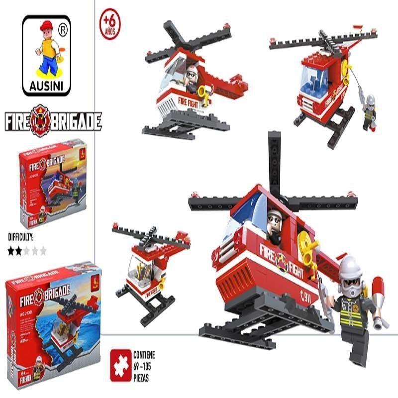 JUEGO  CONS + 6A  FIRE...