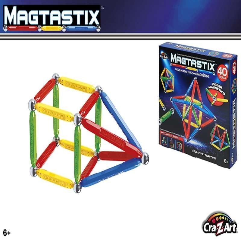 MAGTASTIX - PACK 40  PCS...