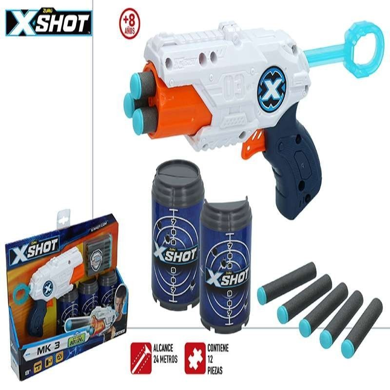 X - SHOT  EXCEL  PISTOLA...