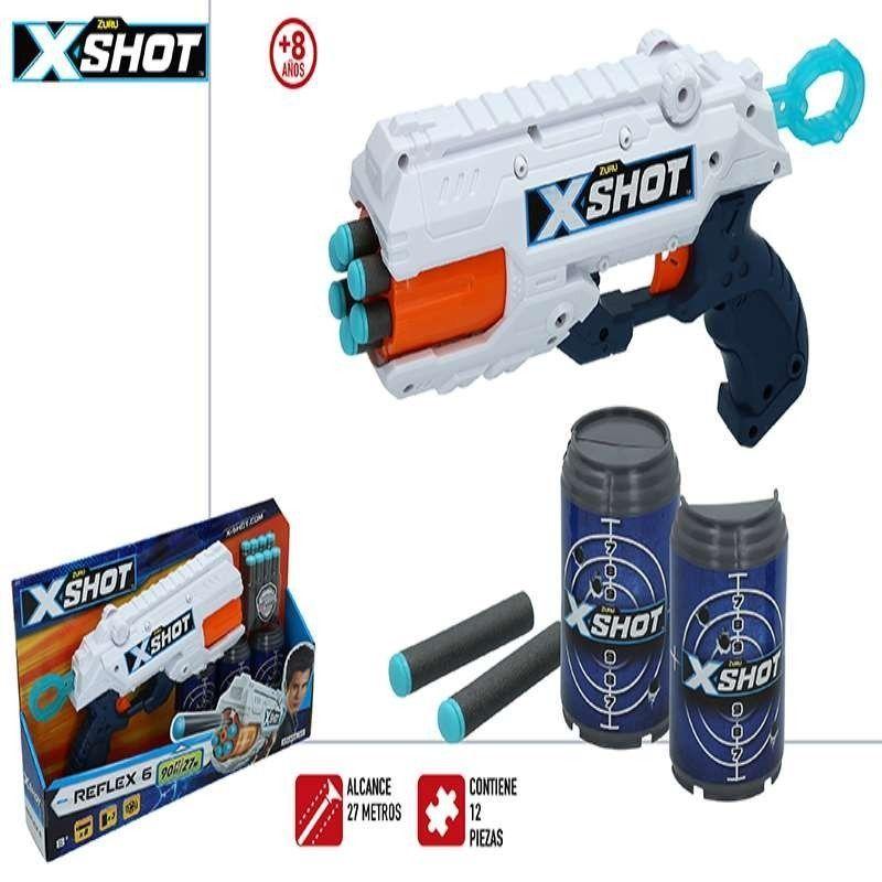 X-SHOT EXCEL PISTOLA REFLEX