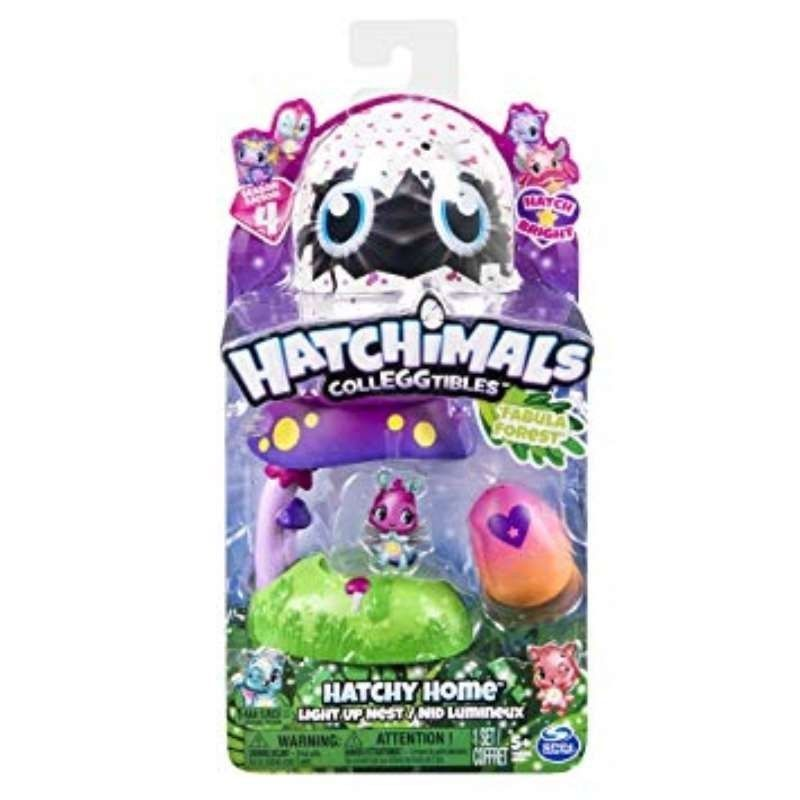 HATCHIMALS  CASA  NIDO  CON...