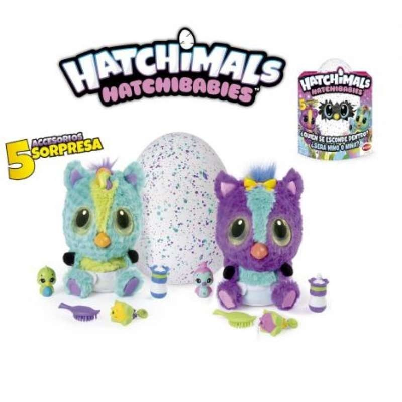 HATCHIMALS HATCHIBABIES...
