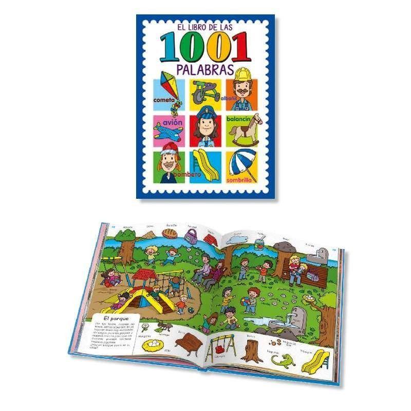 EL LIBRO DE LAS 1001 PALABRAS