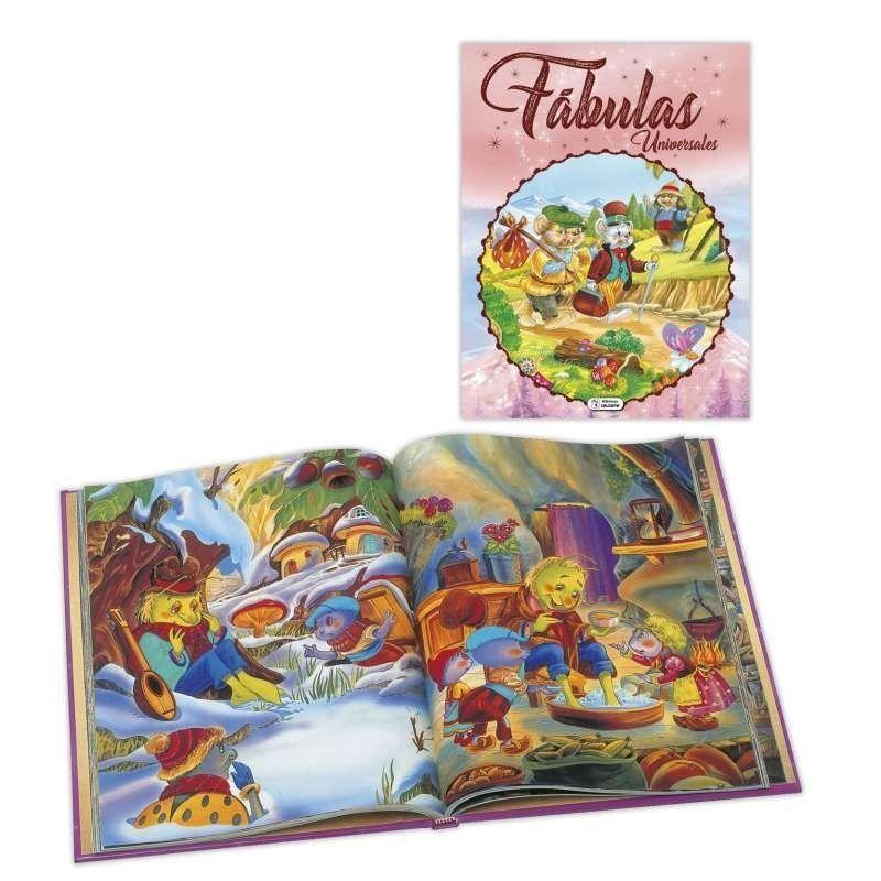 FABULAS UNIVERSALES