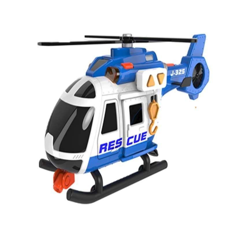 HELICOPTERO DE  RESCATE...