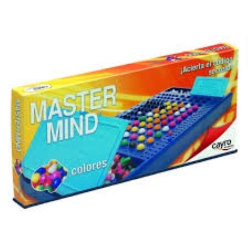 MASTERS  MIND COLORES