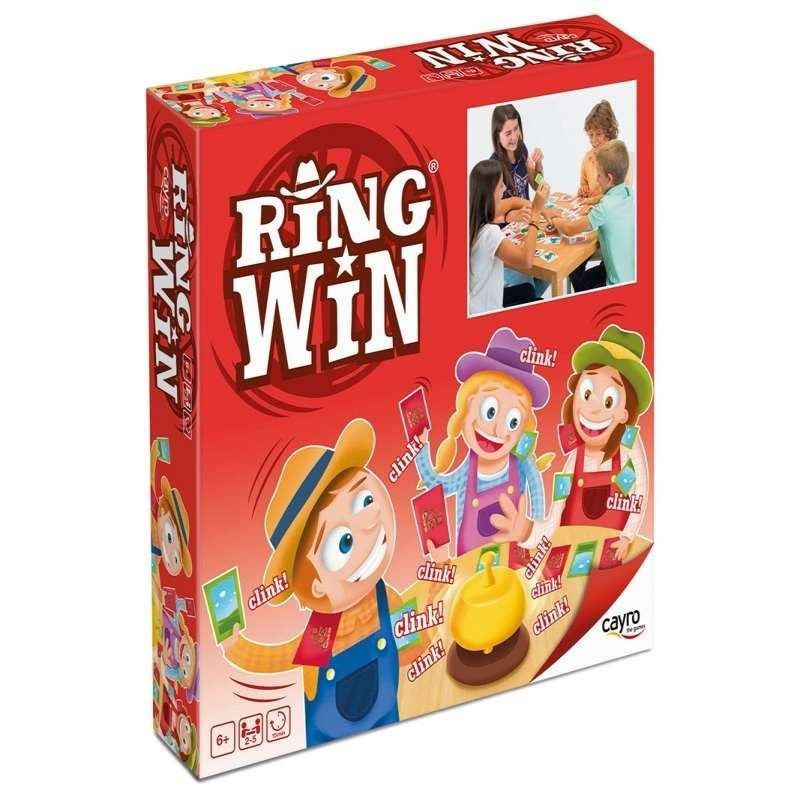 ACTION  GAMES  RING-WIN