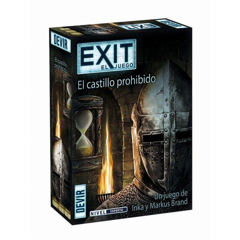 EL CASTILLO `PROHIBIDO