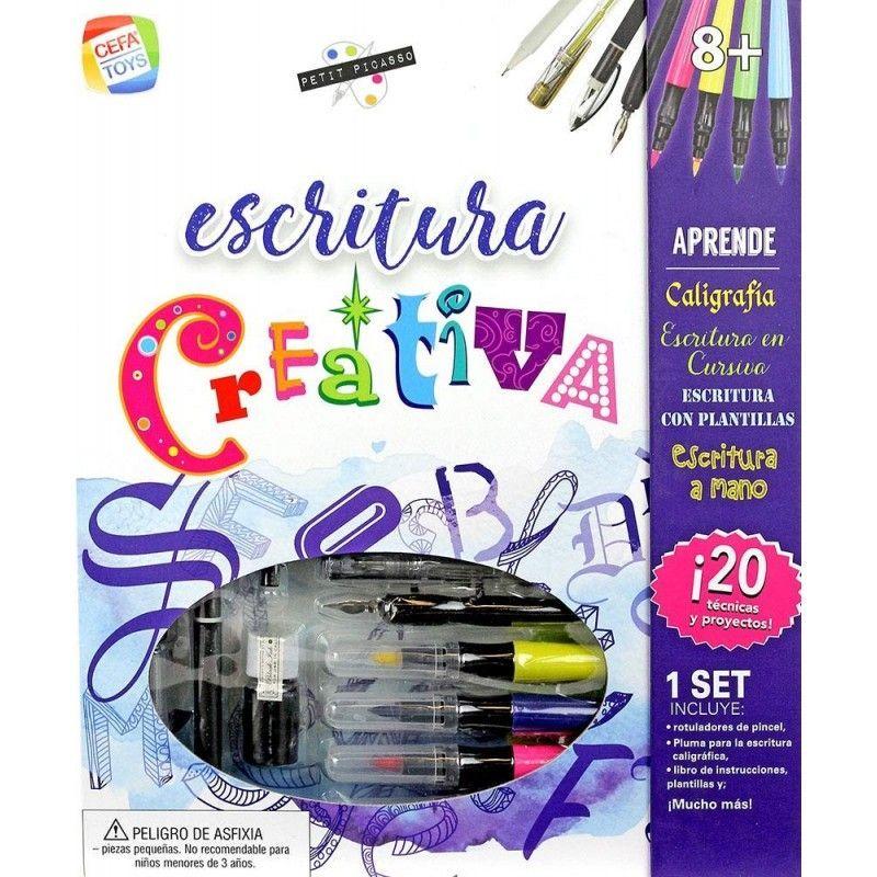 ESCRITURA CREATIVA PETIT...