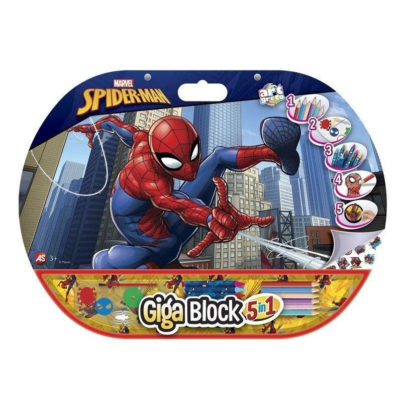 GIGGA BLOCK SPIDERMAN e EN 1