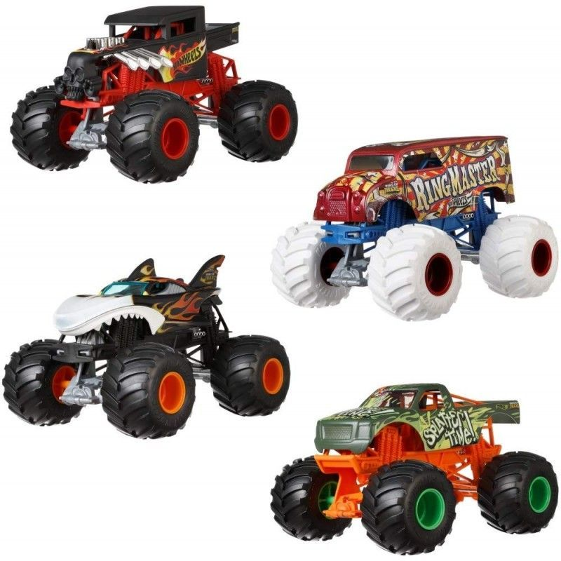 HOT WHEELS MONSTER TRUK...