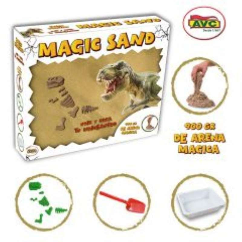 CAJA MAGIC SAND
