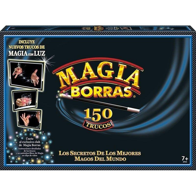 MAGIA  BORRAS  CON  LUZ...