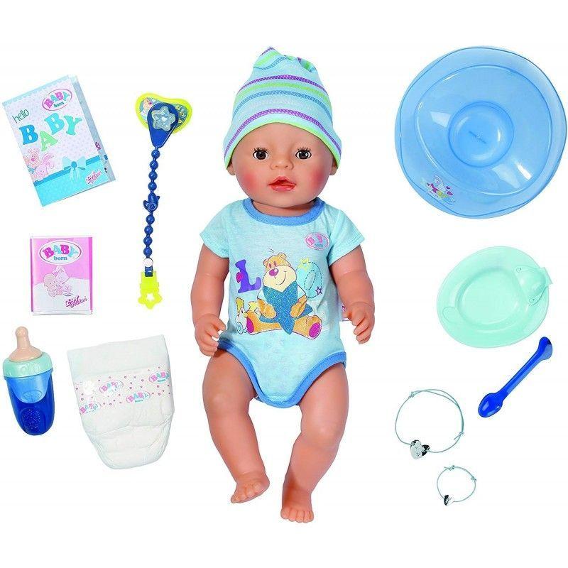 BABY BORN NIÑO