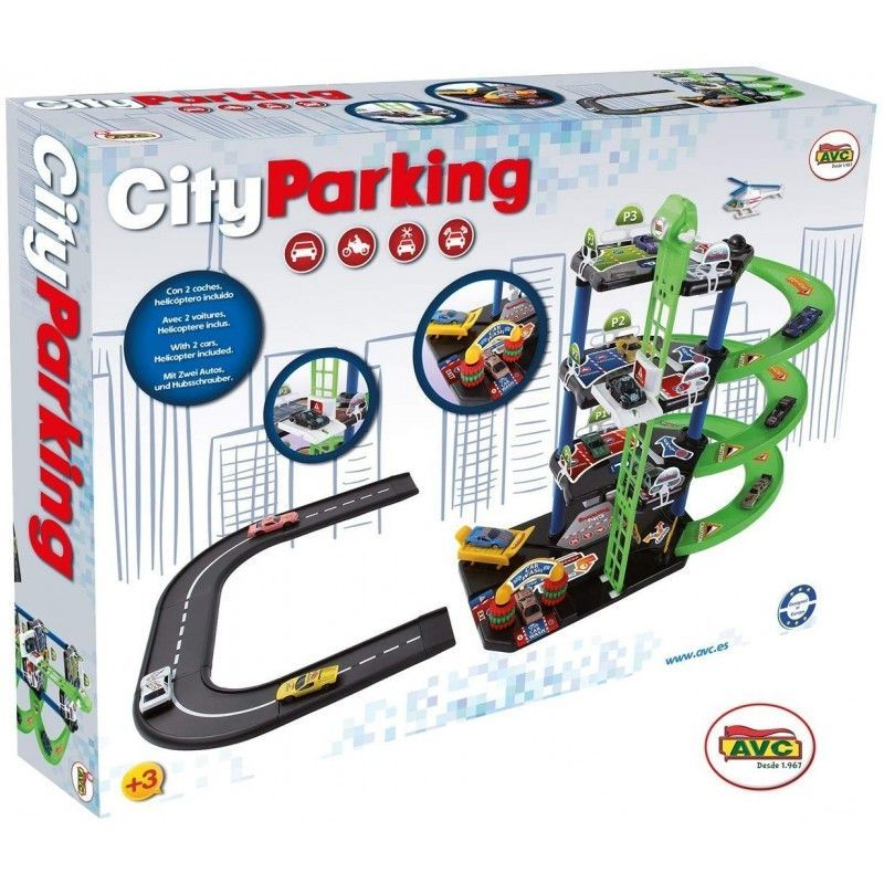 PARKING CITY 2 COCHES Y...