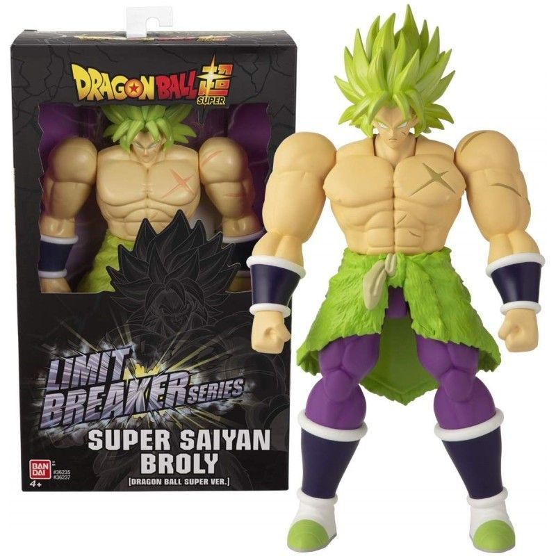 BROLY SUPER SAIYAN LIMIT...