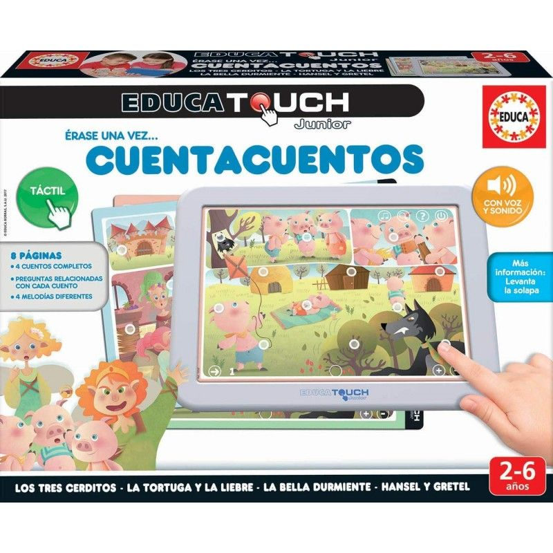 EDUCA  TOUCH  JUNIOR:...