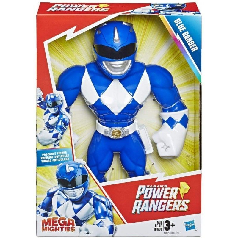POWER RANGER PSH MEGA MIGHTIES