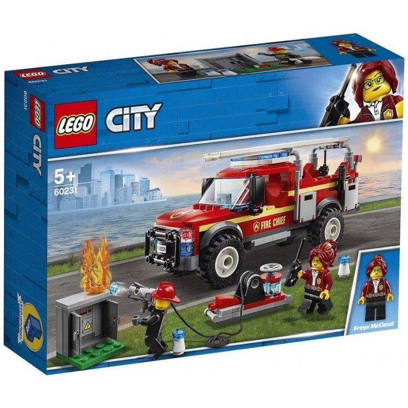 LEGO CAMION DE INTERVENCION...