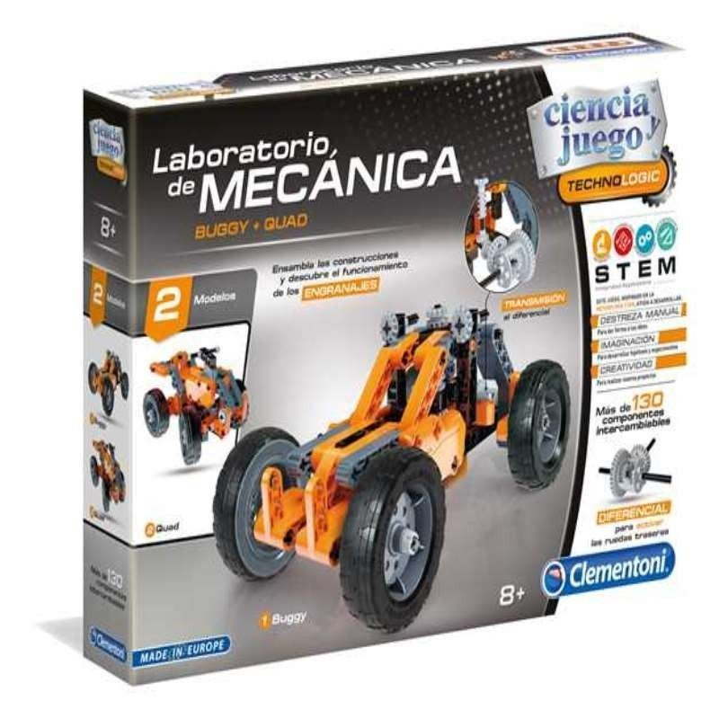 LAB MECANICA BUGGY & QUAD