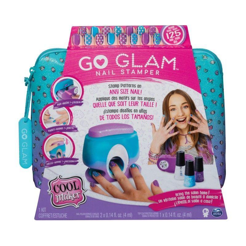 estudio uñas glamour, go glam