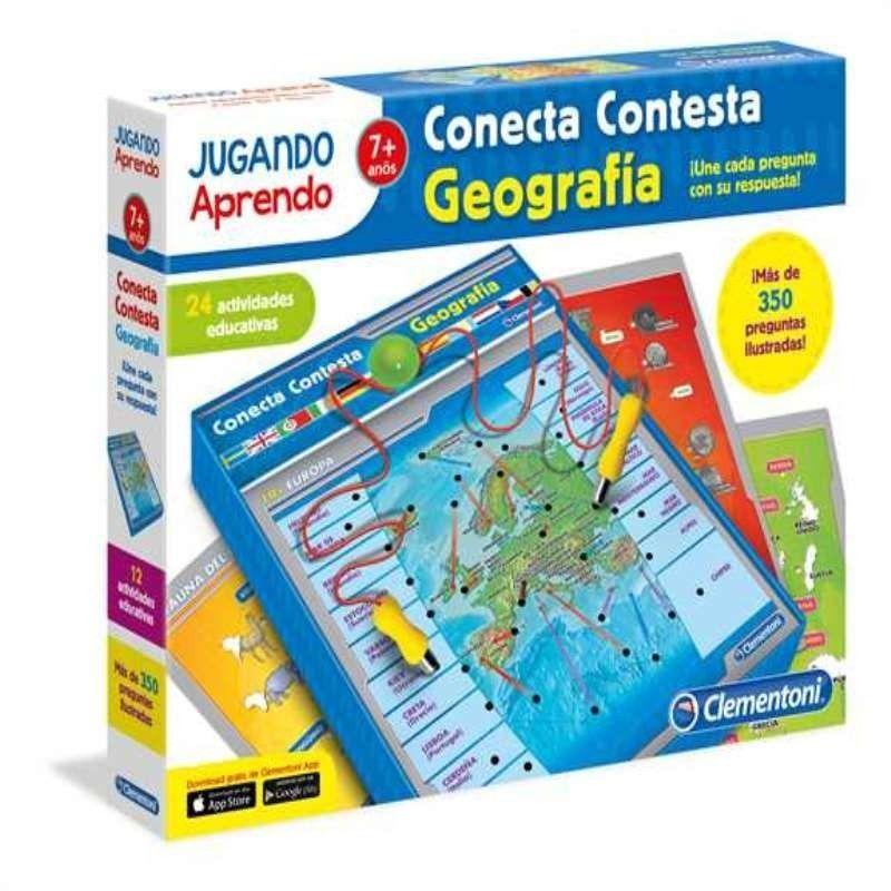 CONECTA  CONTESTA GEOGRAFÍA
