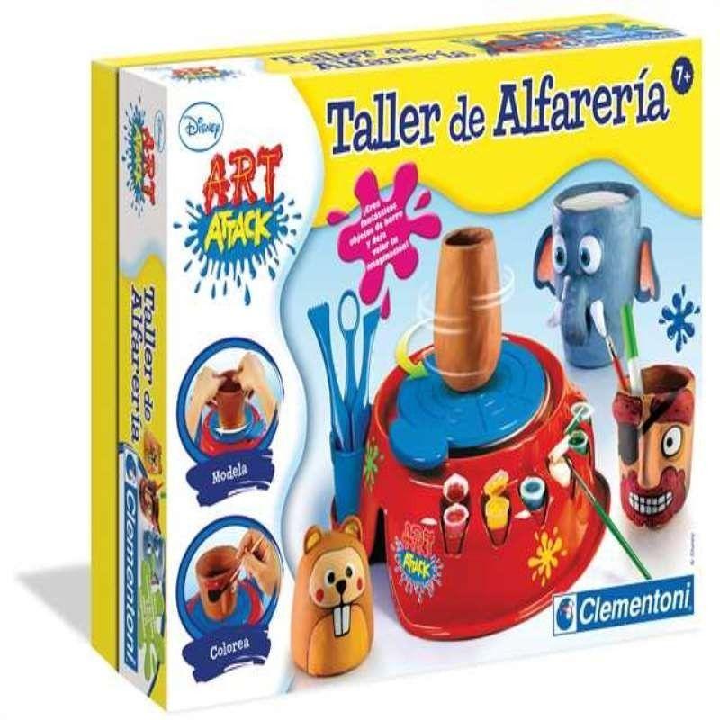 ART ATTACK TALLER ALFARERÍA