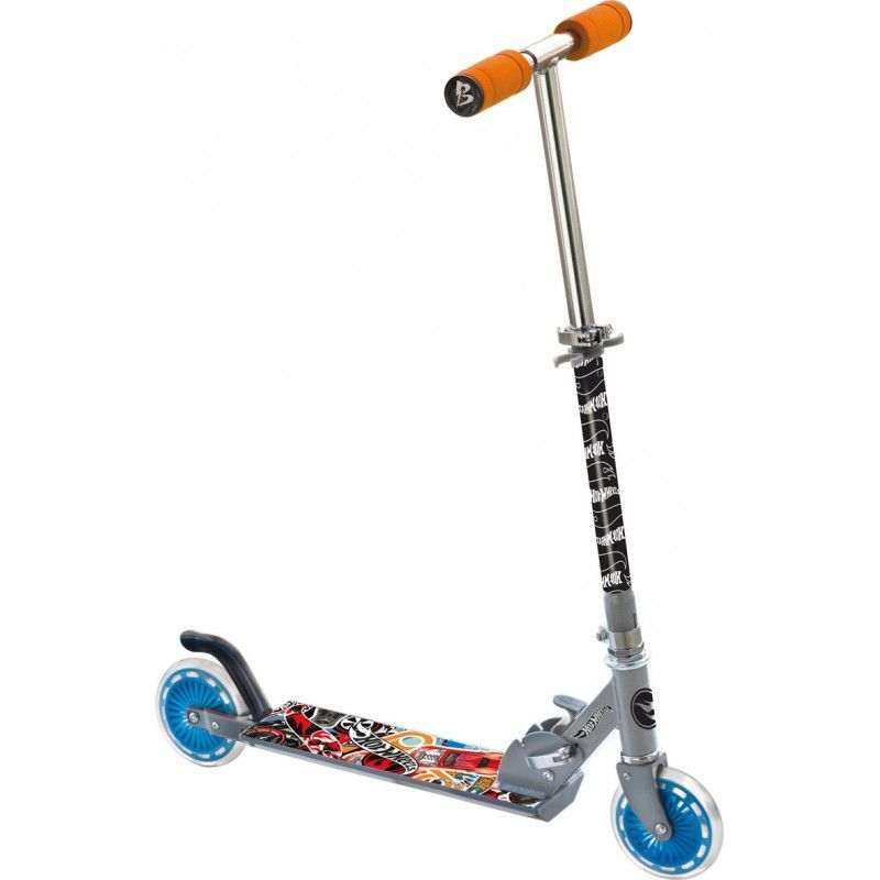 PATINETE ALUMINIO HOT WHEELS