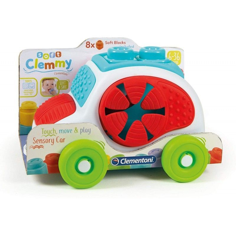 CLEMMY BABY VEHICULO CON...