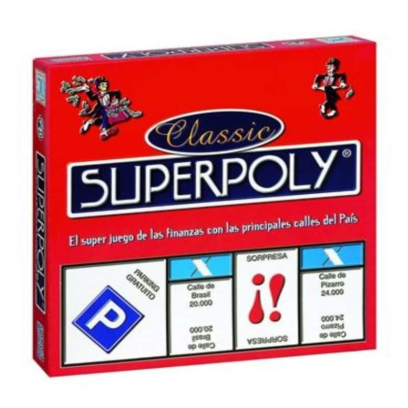 SUPERPOLY