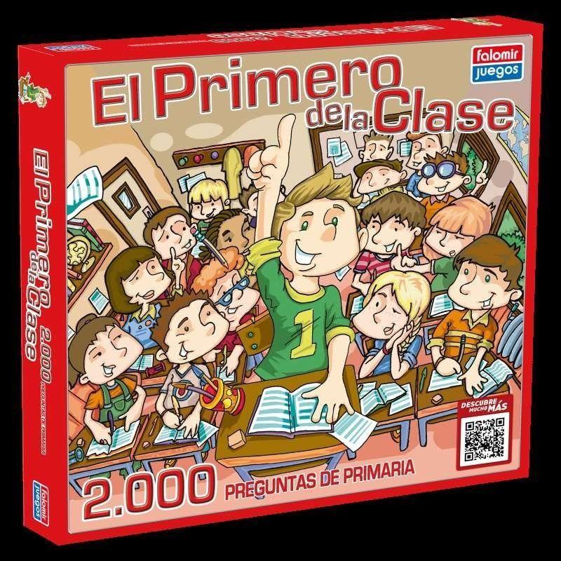 EL 1º DE LA CLASE -2000-