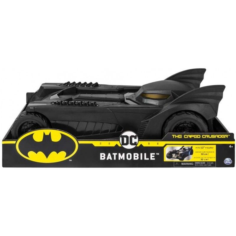 BATMAN BATMOVIL ESCALA 30CM