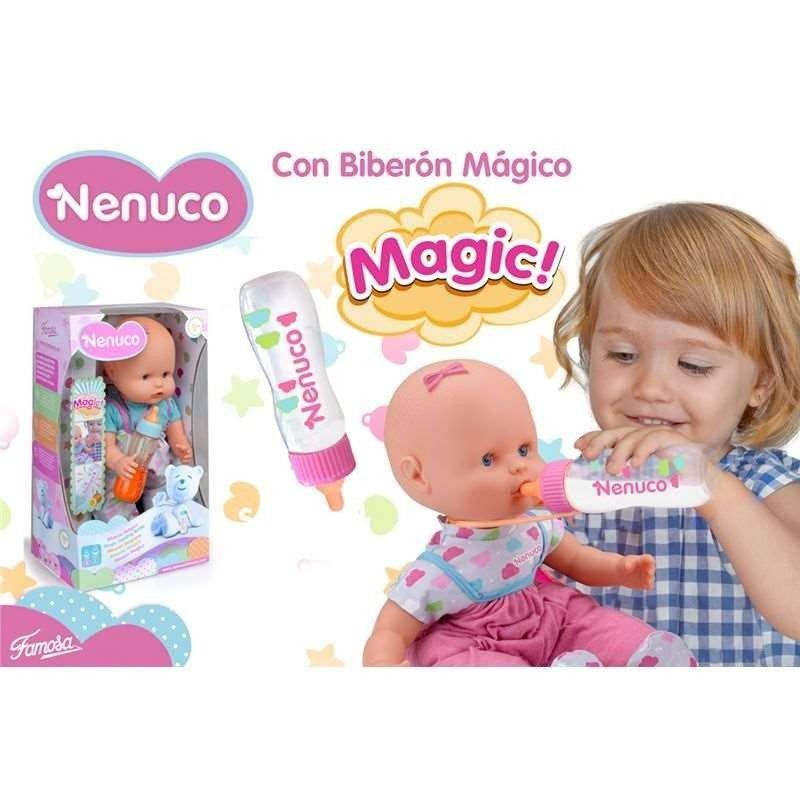 NENUCO CON BIBERÓN MÁGICO