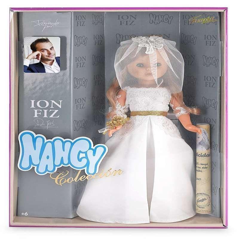 NANCY  COLECCION  NOVIA...
